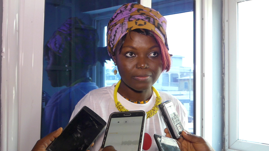Reyhanath Toure-Mamadou, Présidente de l'association Life Style