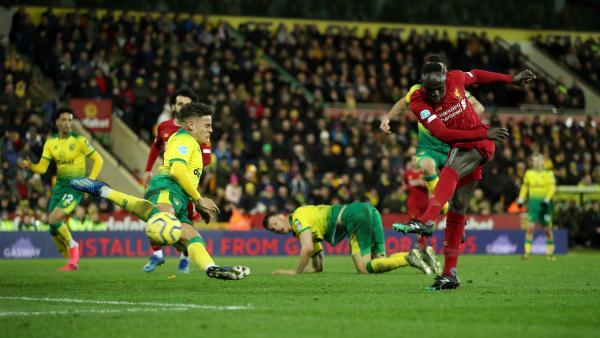 Sadio Mané retrouve l'air de jeu et signe son 100e but en Angleterre