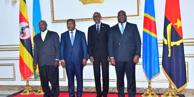 Ouganda : 13 prisonniers rwandais relâchés en prélude de la rencontre Kagame-Museveni