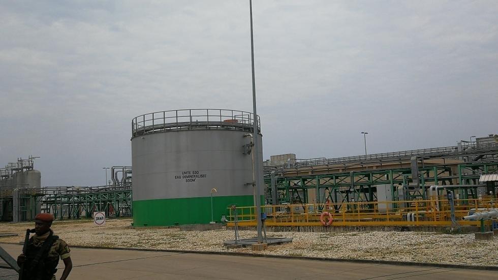 La centrale électrique congolaise inaugure sa troisième turbine