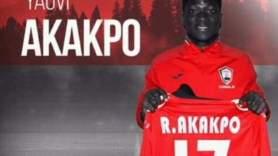 Photo of Transfert : Akakpo Roger atterrit à Gabala FK en Azarbaidjan