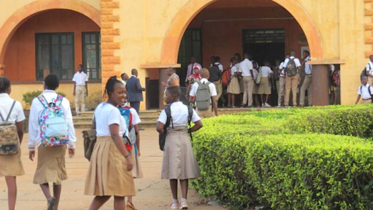 Trois millions d'élèves ont repris les classes au Togo