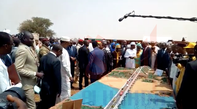 Construction d'un pont de 620 m entre le Cameroun et le Tchad