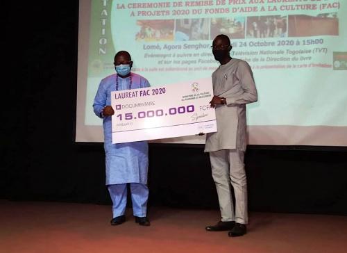 56 lauréats récompensés par le Fonds d'Aide à la Culture