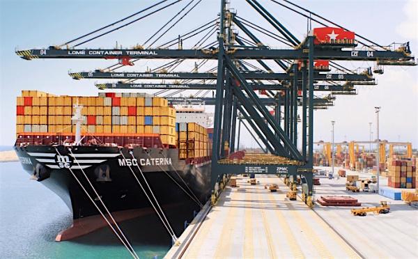 Port de Lomé