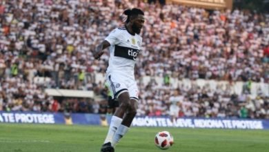 Photo of Football : les premiers pas d'Emmanuel Adebayor avec Olimpia du Paraguay