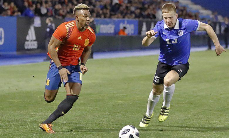 Adama Traoré choisit l'Espagne