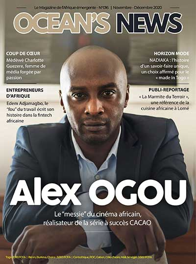 Alex Ogou réalisateur africain