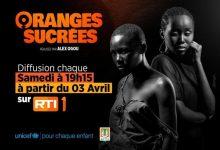 La série Oranges sucrées