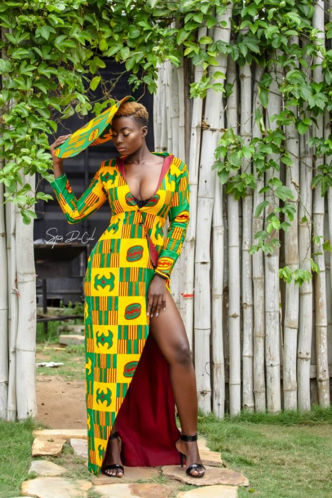 Ocean's News - Ama Eva Gablatou, la mode, sa passion