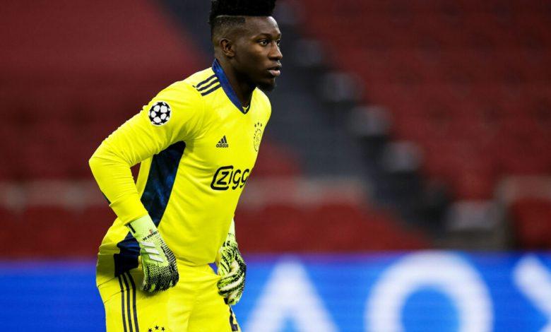 André Onana suspendu par l'UEFA