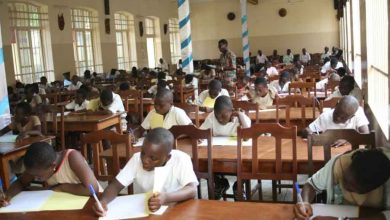reprise des cours des classes d'examens reportée