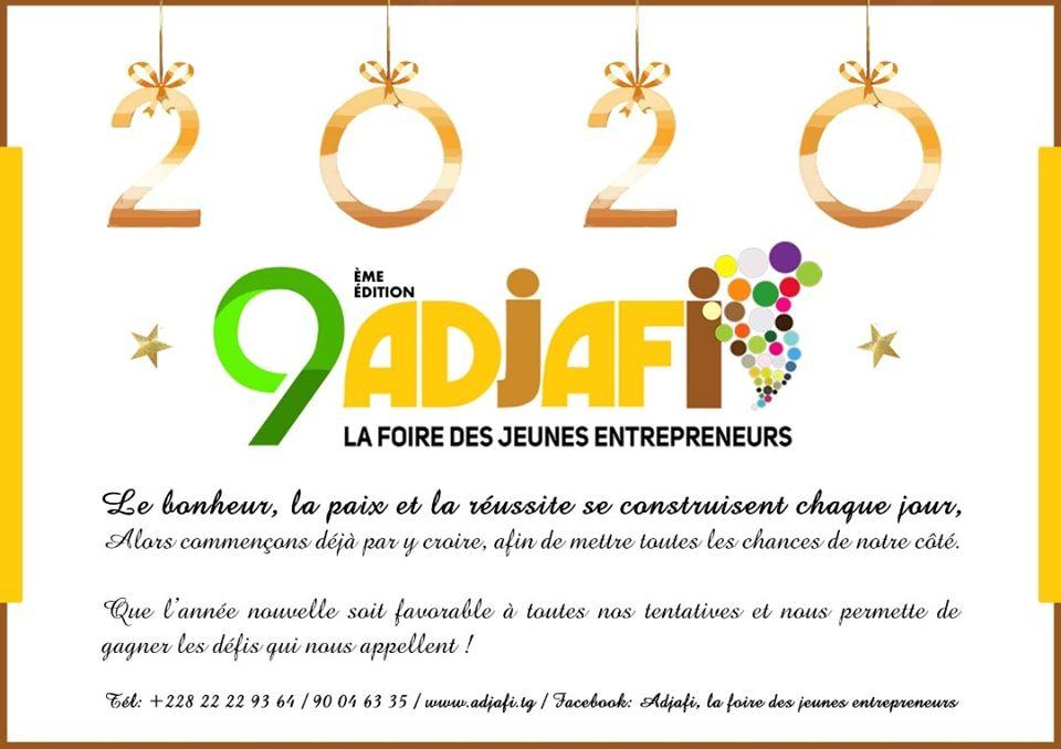 Au Togo, la date de l'édition 9 de la Foire Adjafi connues !