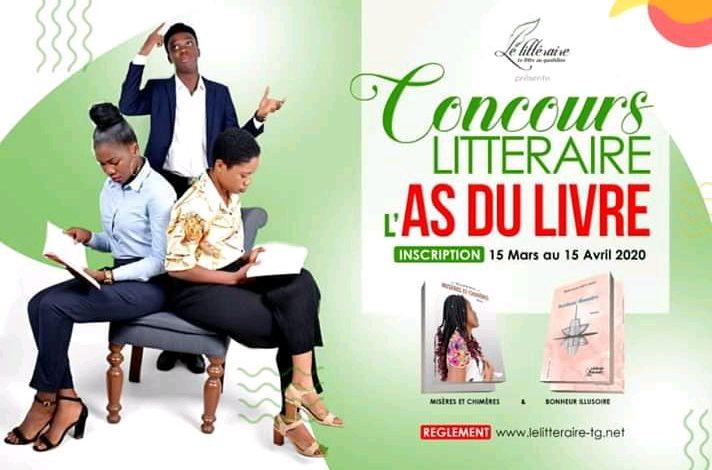 Au Togo, le Club Le Littéraire lance le concours « L'as du livre »