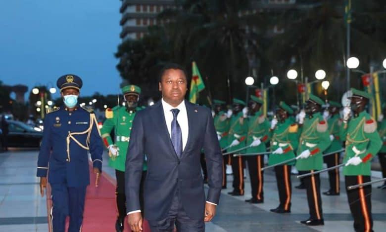 le peuple togolais