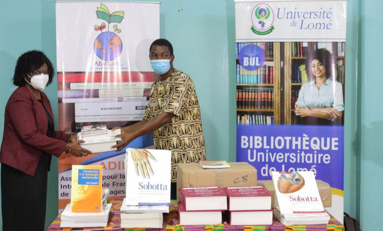 Bibliothèque de l'Université de Lomé
