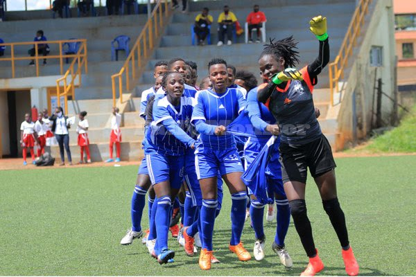 CECAFA U20 féminin