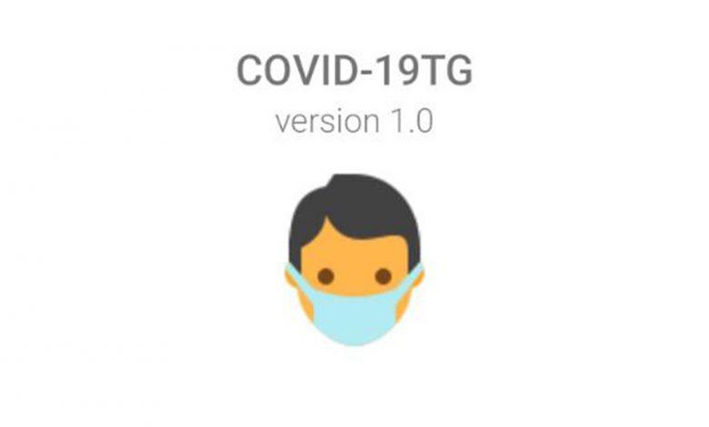 COVID-19TG apk : l'application qui donne toutes les informations sur le Coronavirus au Togo