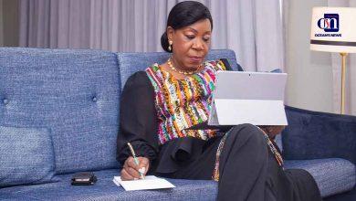Photo of Interview : Catherine Samba-Panza : ''Il est temps que les femmes prennent la conduite des affaires du monde pour Gouverner Autrement !''