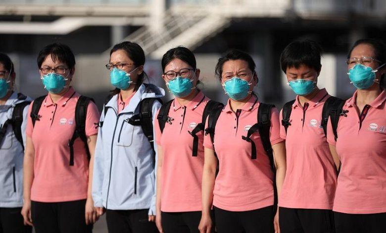 médecins chinois au Nigeria
