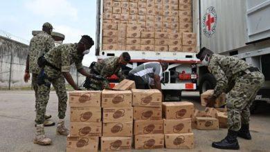 Photo of Covid-19 : distribution de kits sanitaires dans les prisons de Côte d'Ivoire