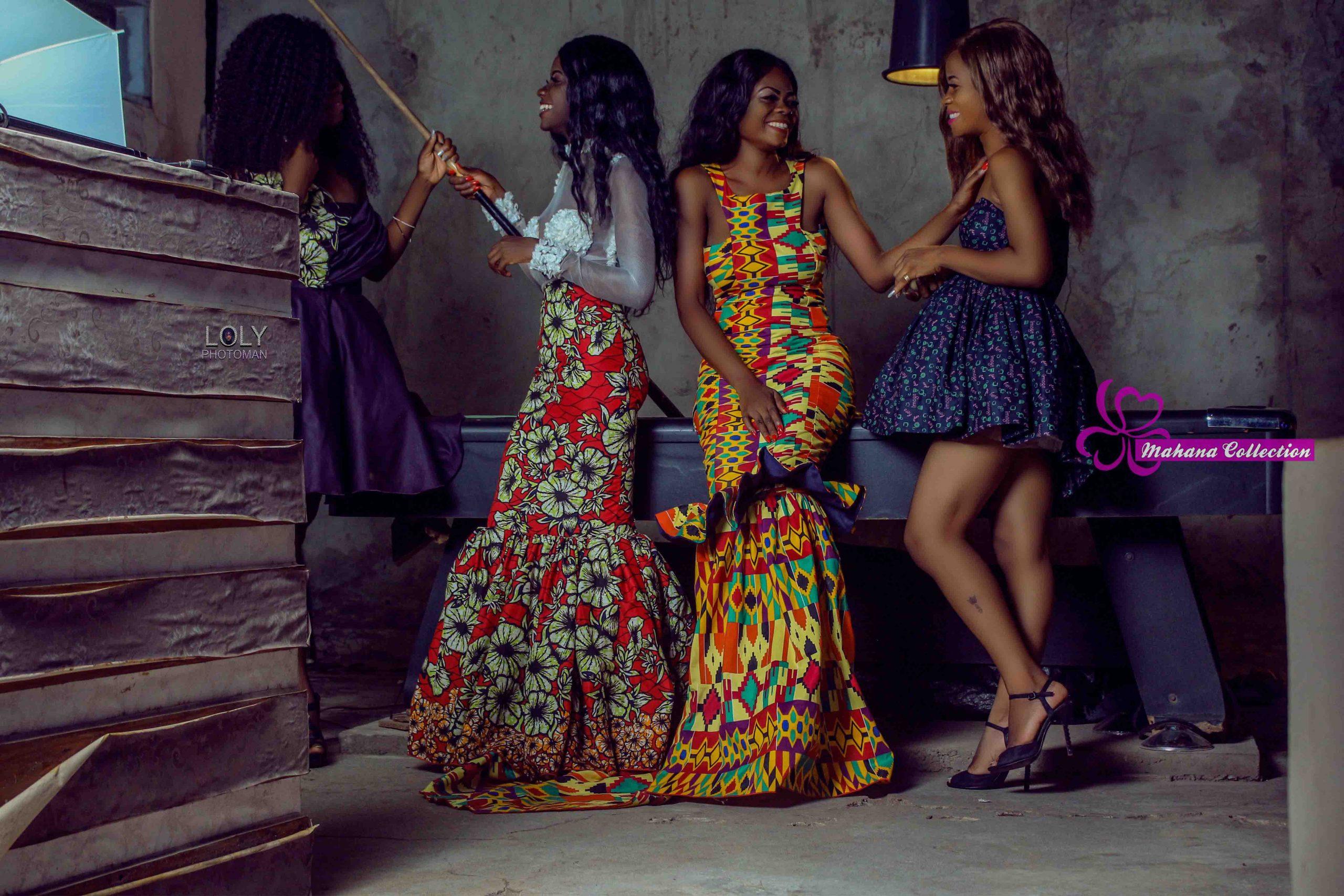 Ocean's News - Ocean's News - Mahana Collection : (En images) la collection Passion de la maison de mode basée à Lomé