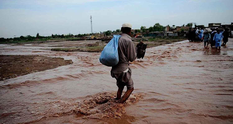 fortes pluies au Kenya