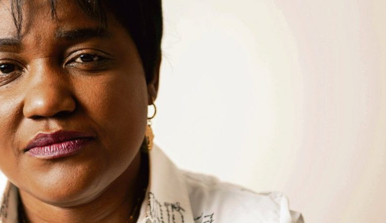 Debora Kayembe rectrice de l'université d'Édimbourg