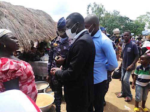Denrées alimentaires au Togo