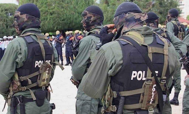 Des policiers mauritaniens radiés