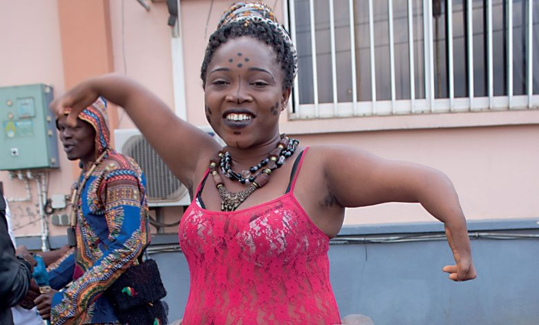 Dorine Nina Nyabeyeu