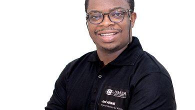 """Photo of Interview : Dr. Joël ANANI """"Devenir Regional Director Africa de IFMSA est le fruit de nombreuses années de travail"""""""