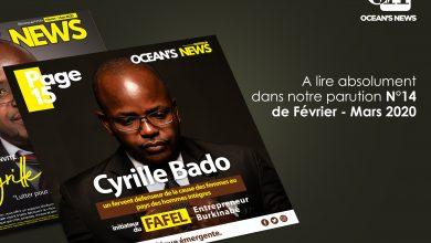 Photo of Entretien avec Cyrille Bado, un fervent défenseur de la cause des femmes au pays des hommes intègres