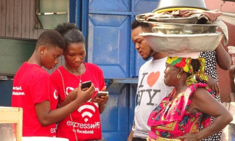 connectivité en Afrique