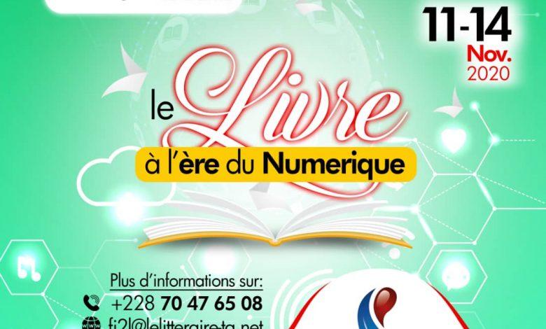 4e édition de la Foire internationale du livre de Lomé