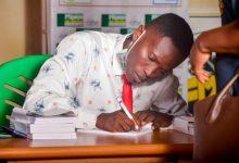 écrivains togolais