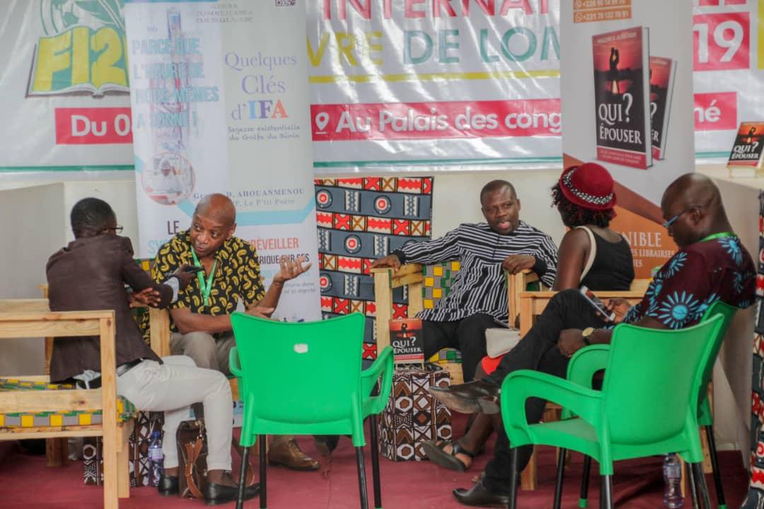 Foire Internationale du Livre Lomé