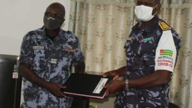 Photo of Togo : Force mixte anti-pandémie Covid-19, Kodjo Amana accède au trône et prend ses marques