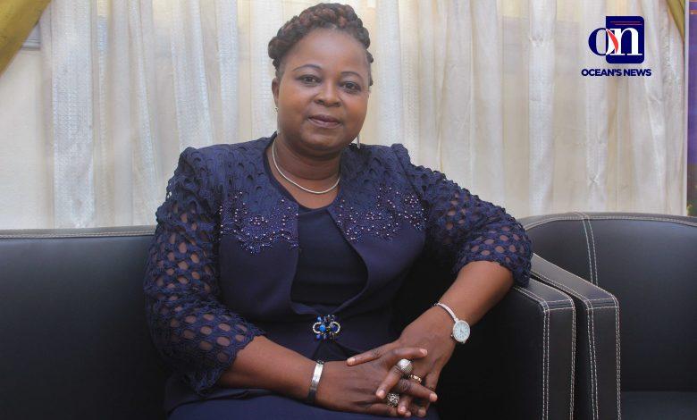 Germaine Kouméalo Anaté nommée vice-présidente du conseil de PAWA