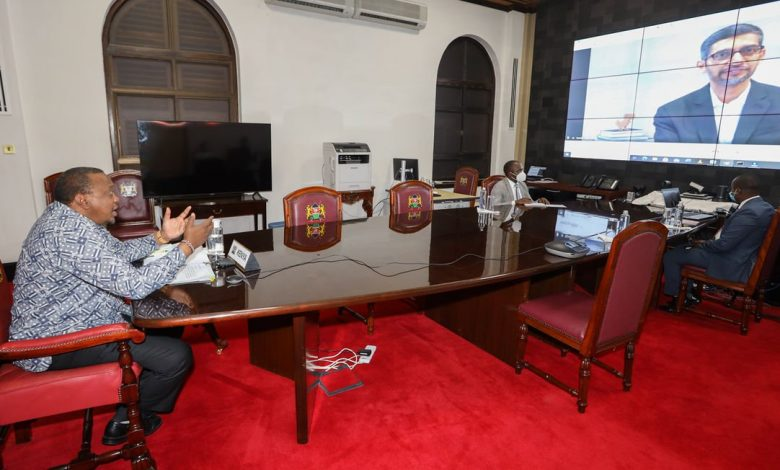 Google annonce un financement pour soutenir des startups au Kenya