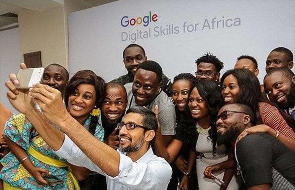 Google investit en Afrique