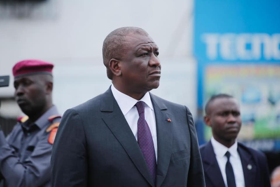 Le ministre ivoirien Hamed Bakayoko testé positif au coronavirus