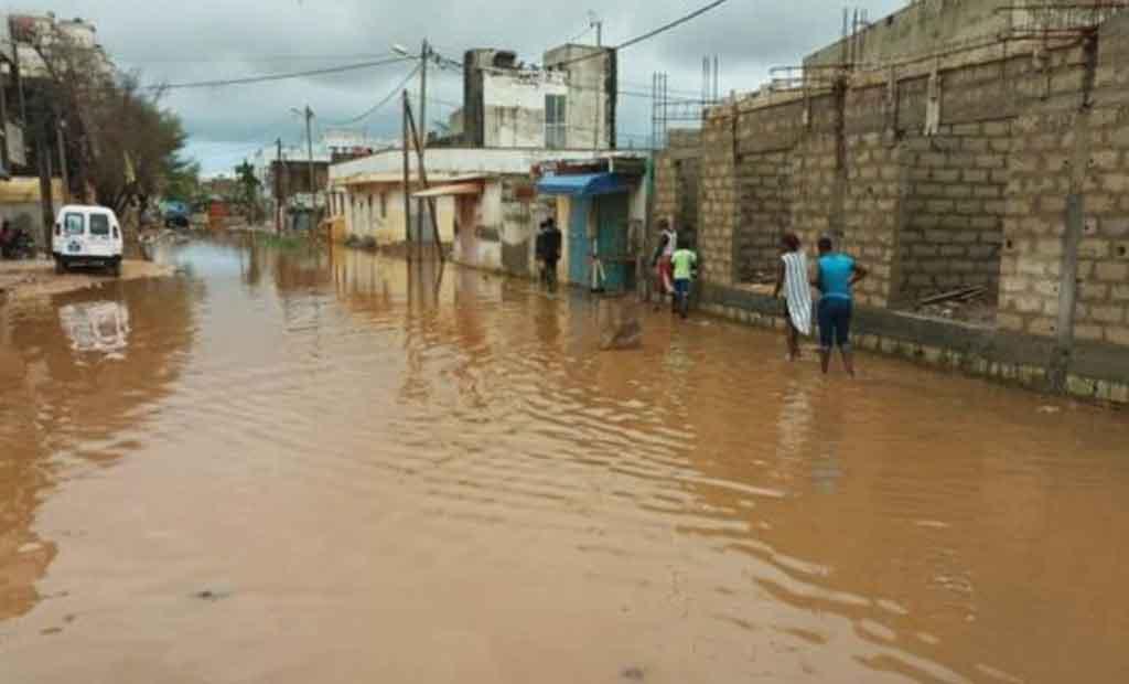 Inondation au Sénégal