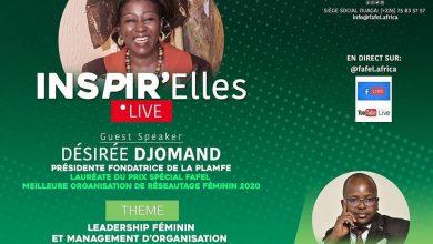Photo of Inspirelles Live Episode 01 : Ces femmes qui font bouger l'Afrique et le Monde au son de leur Passion