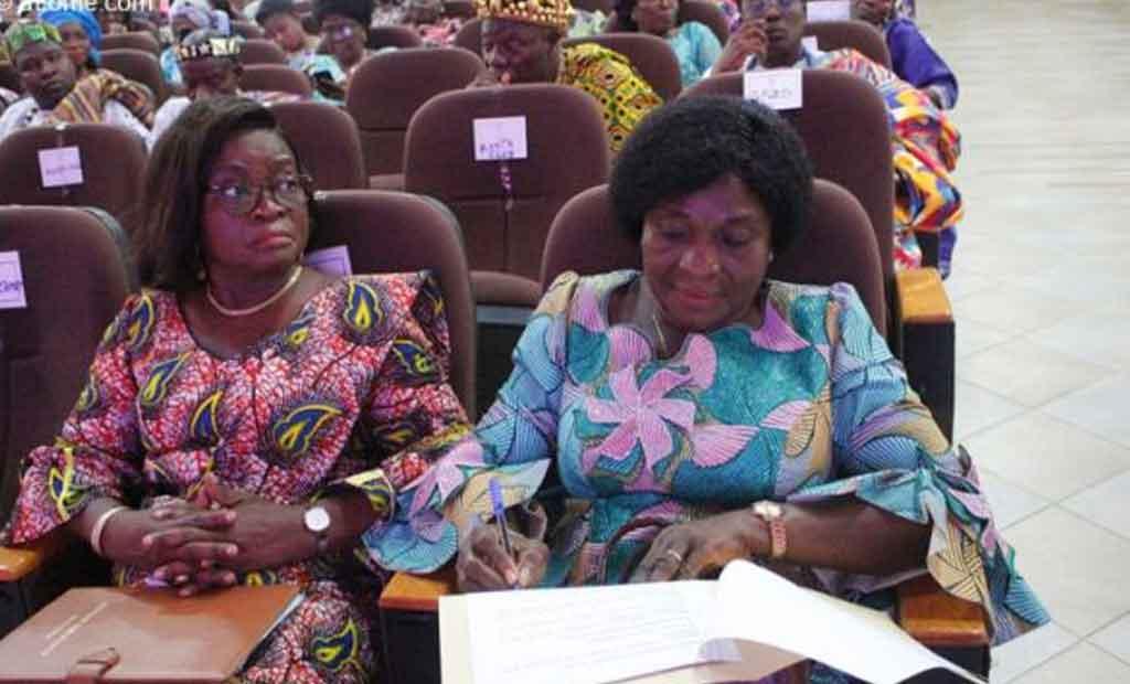 Nouvelle politique de promotion et d'entrepreneuriat de la femme togolaise