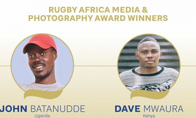 Prix Médias et Photographie Rugby Afrique 2021