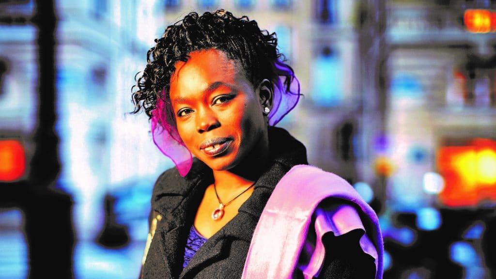 L'écrivaine sénégalaise Fatou Diome