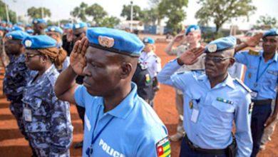 Photo of L'ONU rend hommage à deux casques bleus Togolais