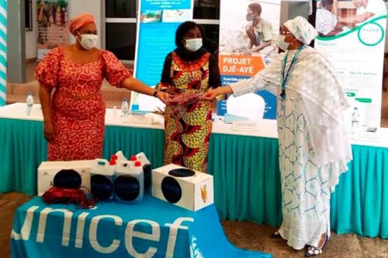 L'Unicef Togo