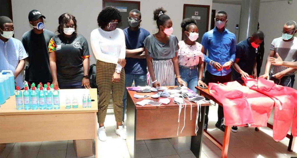l'apport de l'Université de Lomé dans la lutte contre le Coronavirus au Togo